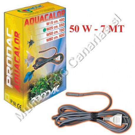 AQUACALOR 50W-7MT CABLE