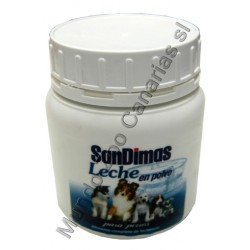LECHE 250 G PERROS BOTE.